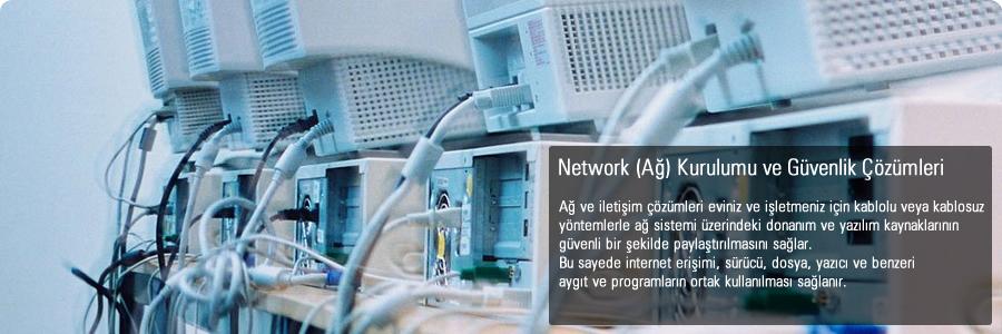 Network (Ağ) Kurulumu ve Güvenlik Çözümleri